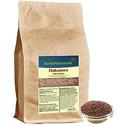1kg Flohsamen indisch ganz 99% (1000g)