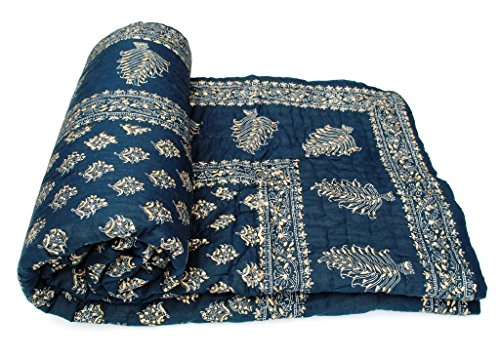 SVT Single Quilt, Indian Quilt, Razai, Jaipuri Razai, Blanket Quilt