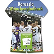 Borussia Mönchengladbach 2017 - Tagesabreißkalender Fußball, Fankalender  -  24 x 30 cm