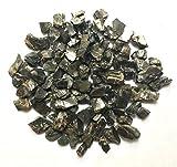 N&D Store Elite - Piedra de desintoxicación de shungite antioxidante 100 gr/0,22 Libras para Hacer Agua y Joyas (1-5 Gramos por Piedra) mineralización del Agua
