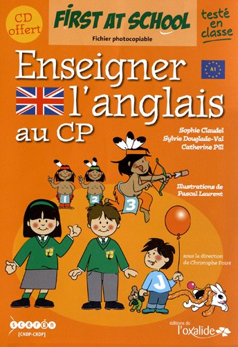 Enseigner l'anglais au CP (1CD audio)