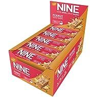Nine Peanut Seed Bar, 40 g, Pack Of 20