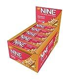 Nine Peanut Seed Bar, 40 g , Pack of 20