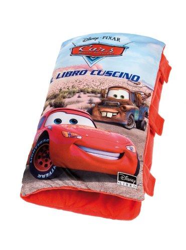 Cars. Motori ruggenti. Libro cuscino. Ediz. illustrata