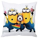 #5: PixArt Minion Personalized Cushion
