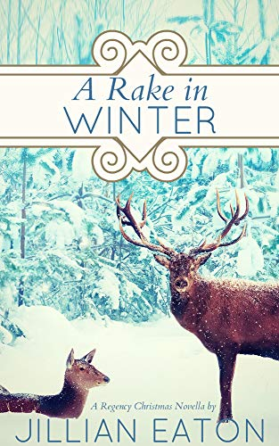 A Rake in Winter (Regency Holiday Romance) (English Edition) - Blaue Augenfarbe