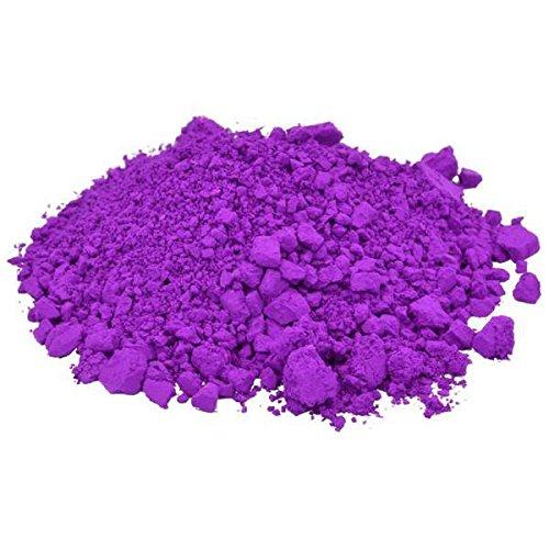 YUMI BIO - Natürliche Färbung - Violet Mineral Sauerstoff - ideal für die Verwendung in oder für die Reinheit Kosmetik Creation Fakten Haus - 10 gr -