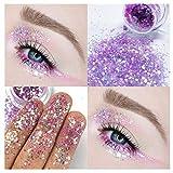 Women Best Gift! Beisoug Shimmer Glitter Lidschatten Pulver Palette Matte Lidschatten Kosmetik Make-up