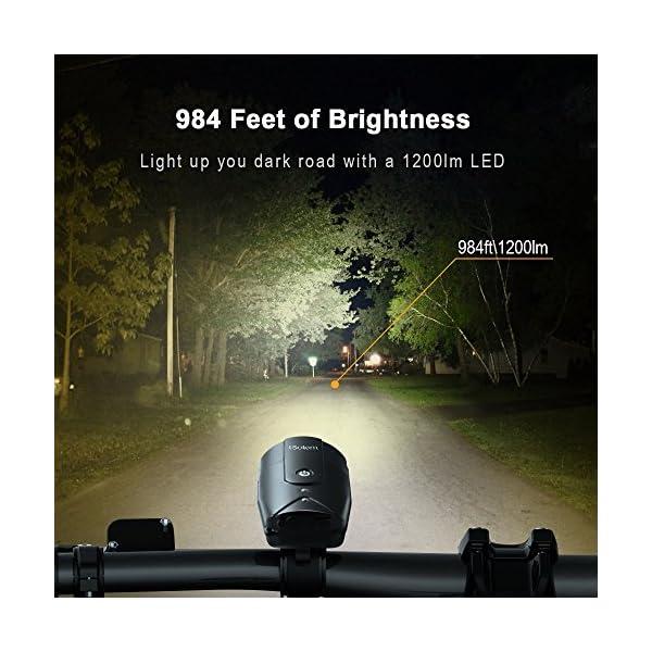 Very Bright Bike Lights Kit