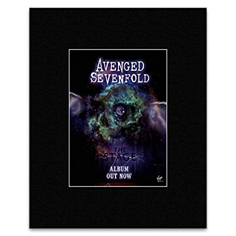 Avenged Sevenfold - The Stage Mini Poster - 40.5x30.5cm