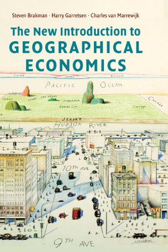 The New Introduction to Geographical Economics (English Edition) por Steven Brakman