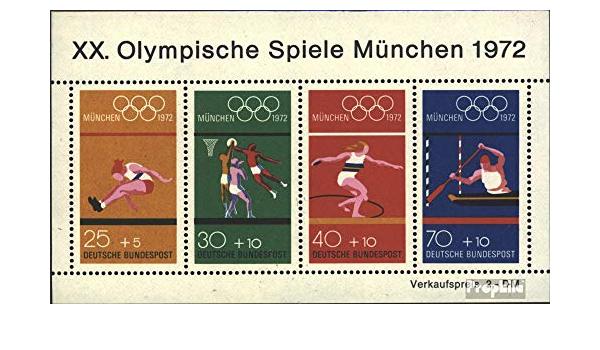 BR.Deutschland Prophila Collection BRD Musik // Tanz Briefmarken f/ür Sammler Mozart kompl.Ausgabe Block26 1991 W.A