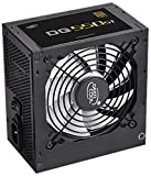 DEEPCOOL DQ550ST 550W 80 Plus Gold PSU with 120mm PWM Fan Power Supply Unit, 5 Year Warranty