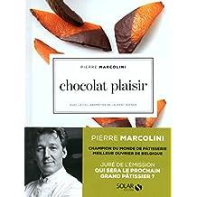 Un chef pâtissier dans ma cuisine-chocolat