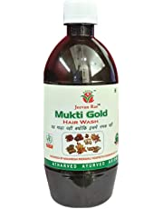 Jeevanras Mukti Gold Hairwash Combo (500 ml)-Pack of 2