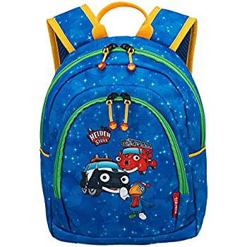 Travelite Des valises et de porte-bagages pour enfants robustes et joyeux /« Heroes of the City//» qui transforment chaque voyage en aventure
