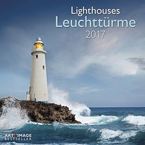 Leuchttürme 2017 Broschürenkalender