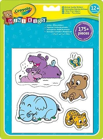 Crayola Mini Kids - 12599 - Loisir Créatif - Gommettes
