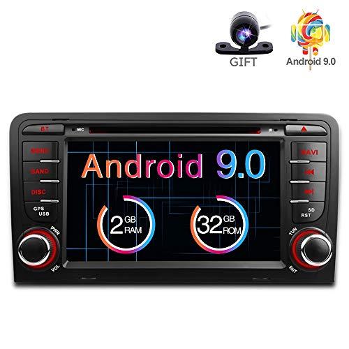 Freeauto Radio estérea 7 pulgadas Android 8.1 GPS