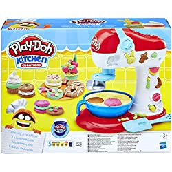 Play-Doh - Pate A Modeler - Le Robot Pâtissier