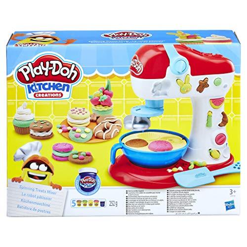 Play-Doh - Batidora De Postres (Hasbro E0102EU4)