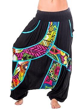 Gadzo - Pantalones bombachos para mujer