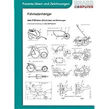 Fahrradanhänger, ca. 3100 Seiten (DIN A4) Ideen und Zeichnungen