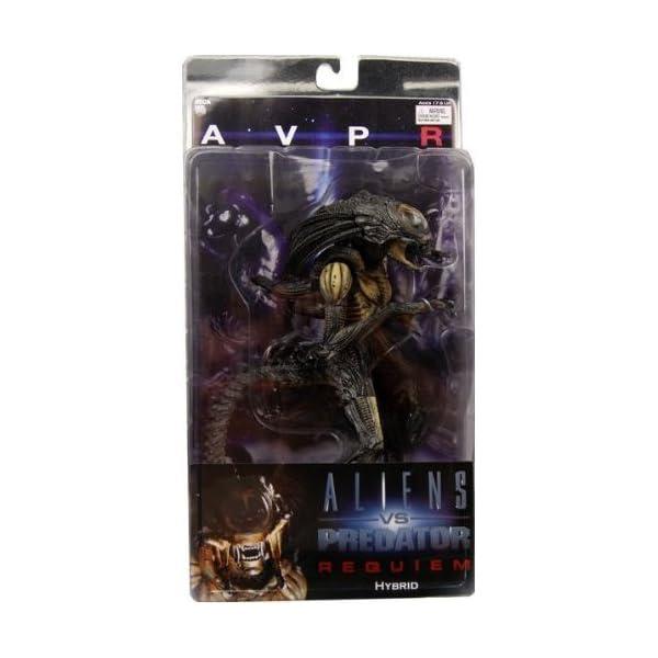 AVP: Aliens VS Predator Requiem Hybrid Figure by NECA 1