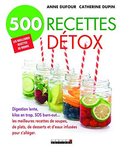 500 recettes détox (SANTE/FORME)