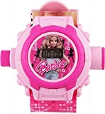 SS Traders-Barbie 24 images projector wa...