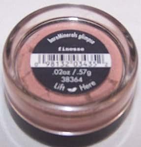 Bare Escentuals Finesse Glimpse Minerals .57 g NEW