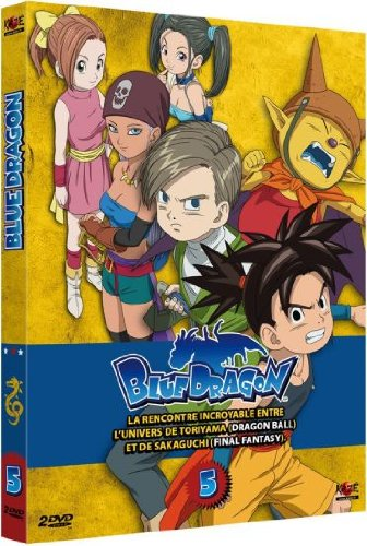Blue dragon - vol. 5/5