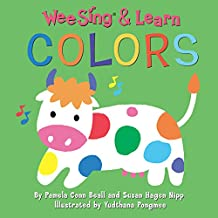 Wee Sing & Learn Colors (English Edition)