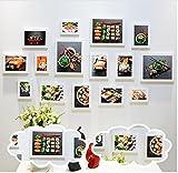 Fotowand Triptychon-Persönlichkeits Restaurant Foto Wand Japanische traditionelle Küche Sushi Bar Shop Combo Box Bild Restaurant Wandbilder Frame Set für Hausdeko (Farbe : D)