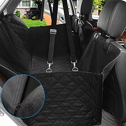 Alfheim 001B Coprisedili Anteriori della Usura della Sede di Automobile per Animali Domestici, Taglia Unica