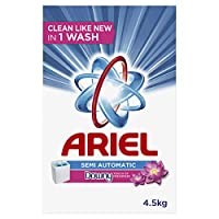 Ariel Blue With Touch Of Downy Detergent Powder - Top load - 4.5 Kg
