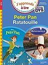 Peter Pan/Ratatouille - Spécial dyslexie par Disney