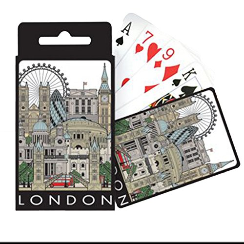 Elgate London Cityscape Playing Cards 68825-000
