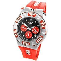Fila Men's Quartz Watch 316046 with Rubber Strap