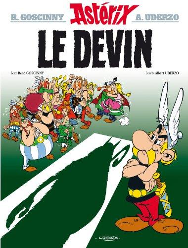 Astérix - Le Devin - nº19 par René Goscinny