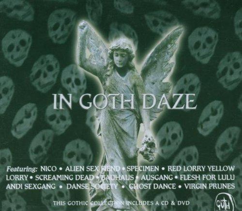 In Goth Daze (CD & Dvd)