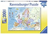 Ravensburger 12837 - Politische Europakarte Kinderpuzzle