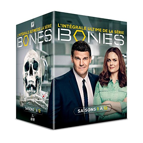 Bones Complete Box Set 1-12 [ Import ]