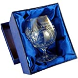 Personalised Crystal Brandy Glass (With Presentation Box)
