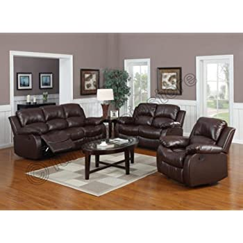 Valencia Brown Recliner Leather Sofa Suite 3+2 Seater Brand New 12 Months warranty FREE  sc 1 st  Amazon UK & Valencia Brown Recliner Leather Sofa Suite 3+2 Seater Brand New 12 ... islam-shia.org