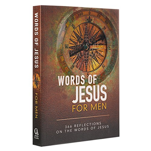 Softcover - Words of Jesus for Men