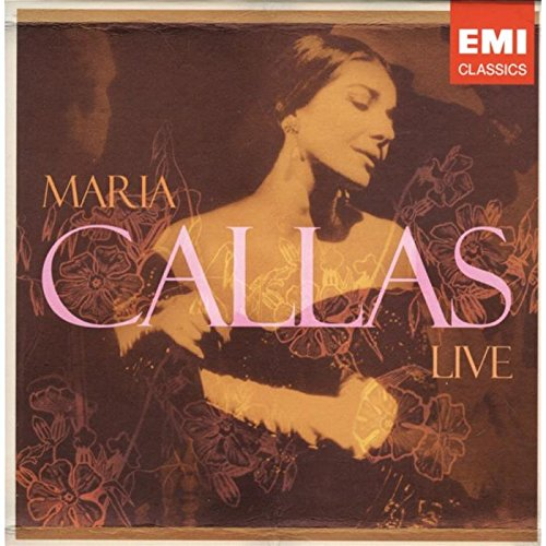 Maria Callas : Live (Coffret 8 CD)
