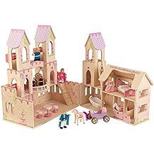 KidKraft - 65259 - Maison poupée - Château de princesse