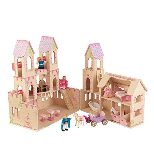 KidKraft 65259 - Prinzessinnen-Schloss