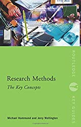 Research Methods: The Key Concepts (Routledge Key Guides)